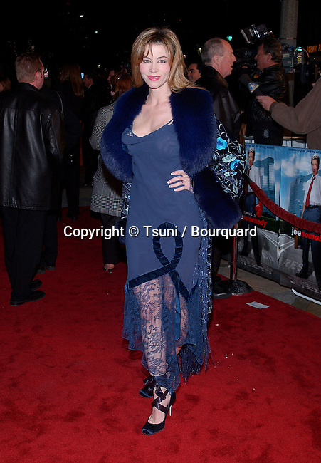 Shaune Bagwell arriving  at the premiere of joesomebody at the Man Village Theatre in Los Angeles. December 19, 2001.  BagwellShaune09A.JPG