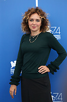 Valeria Golino attends the 'Controfigura' photocall during the 74th Venice Film Festival at Sala Casino on September 8, 2017 in Venice, Italy. <br /> CAP/GOL<br /> &copy;GOL/Capital Pictures