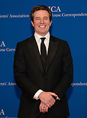 Jeff Glor arrives for the 2019 White House Correspondents Association Annual Dinner at the Washington Hilton Hotel on Saturday, April 27, 2019.<br /> Credit: Ron Sachs / CNP<br /> <br /> (RESTRICTION: NO New York or New Jersey Newspapers or newspapers within a 75 mile radius of New York City)