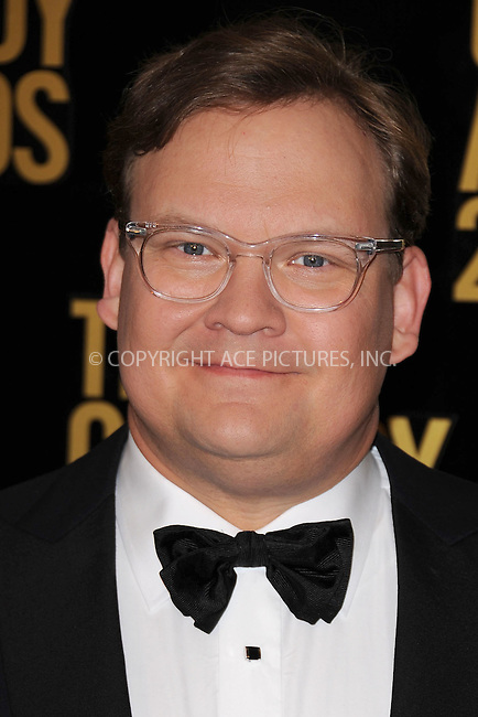 WWW.ACEPIXS.COM . . . . . .April 28, 2012...New York City....Andy Richter arriving to attend The Comedy Awards 2012 at Hammerstein Ballroom on April 28, 2012  in New York City ....Please byline: KRISTIN CALLAHAN - ACEPIXS.COM.. . . . . . ..Ace Pictures, Inc: ..tel: (212) 243 8787 or (646) 769 0430..e-mail: info@acepixs.com..web: http://www.acepixs.com .