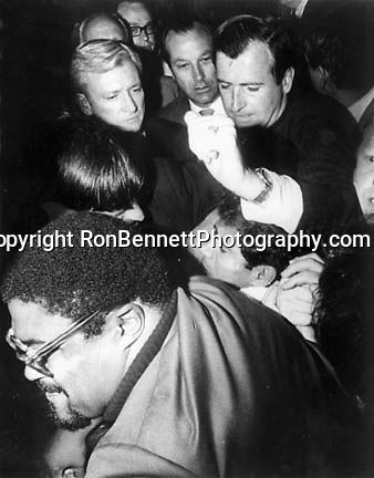 Rosey Grier and Robert Kennedy staff try to get the gun away from Sirhan Sirhan after the shooting at the Ambassador Hotel Los Angeles California, Sirhan Sirhan held by RFK staff and Rosey Grier, Robert F. Kennedy, RFK, Bobby, Bobby Kennedy, assassination of RFK, assassination, assassination of Robert F. Kennedy, Ethel Kennedy, June 5 1968, Sirhan Sirhan,  Ambassador Hotel Los Angeles California, Rosey Grier, George Plimpton, Rafer Johnson,  Sirhan Sirhan held by RFK staff and Rosey Grier, Robert F. Kennedy, Robert F. Kennedy assassination Ambassador Hotel Los Angeles CA Ron Bennett Photo's, RFK, Bobby, Bobby Kennedy, assassination of RFK, assassination, assassination of Robert F. Kennedy, Ethel Kennedy, June 5 1968, Sirhan Sirhan,  Ambassador Hotel Los Angeles California, Rosey Grier, George Plimpton, Rafer Johnson,