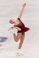 ISU World Figure Skating Championships - Ladies FS, April 2, 2016
