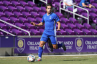 Orlando, Florida - Wednesday January 17, 2018: Pablo Aguilar. Match Day 3 of the 2018 adidas MLS Player Combine was held Orlando City Stadium.