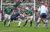 Saturday 10th March 2018 |  Ireland vs Scotland<br /> <br /> Rory Best during the NatWest 6 Nations clash between Ireland and Scotland at the Aviva Stadium, Lansdowne Road, Dublin, Ireland. Photo by John Dickson / DICKSONDIGITAL