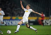 FUSSBALL   1. BUNDESLIGA   SAISON 2011/2012    17. SPIELTAG Borussia Moenchengladbach - FSV Mainz 05             18.12.2011 Marco Reus (Borussia Moenchengladbach) Einzelaktion am Ball