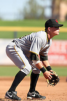 Brian Friday - Scottsdale Scorpions, 2009 Arizona Fall League.Photo by:  Bill Mitchell/Four Seam Images..