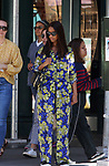 www.acepixs.com<br /> <br /> June 21 2018, New York City<br /> <br /> Model Iman, who was amrried to David Bowie, walks in Greenwich Village on June 21 2018 in New York City<br /> <br /> By Line: John Sheene/ACE Pictures<br /> <br /> <br /> ACE Pictures Inc<br /> Tel: 6467670430<br /> Email: info@acepixs.com<br /> www.acepixs.com