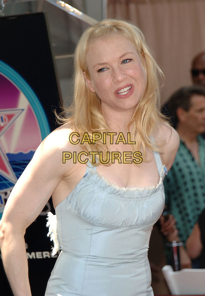 24 May 2005 - Hollywood, California - Renee Zellweger Honored with a Star on the Hollywood Walk of Fame for Her Achievements in Film on Hollywood Boulevard. Photo Credit: Jacqui Wong/AdMedia