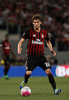 Calcio, finale Tim Cup: Milan vs Juventus. Roma, stadio Olimpico, 21 maggio 2016.<br /> AC Milan&rsquo;s Andrea Poli in action during the Italian Cup final football match between AC Milan and Juventus at Rome's Olympic stadium, 21 May 2016.<br /> UPDATE IMAGES PRESS/Isabella Bonotto