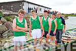 The Cromane U16 crew who took gold at The Over The Water Regatta in Cahersiveen on Sunday and have secured the Overall for the season are l-r; Jamie Clifford, Conor McKenna, Danny O'Shea, Mikey Houlihan & Jerry Houlihan.