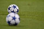 Official ball of the final during the training session ahead the UEFA Champions League Final between Real Madrid and Juventus at the National Stadium of Wales, Cardiff, Wales on 2 June 2017. Photo by Giuseppe Maffia.<br /> Giuseppe Maffia/UK Sports Pics Ltd/Alterphotos