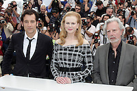 "Nicole Kidman Clive Owen Philip Kaufman - "" Hemingway & Gellhorn "" photocall at the 65th Cannes Film Festival at the Palais des Festivals..France - Cannes, May 25th, 2012."