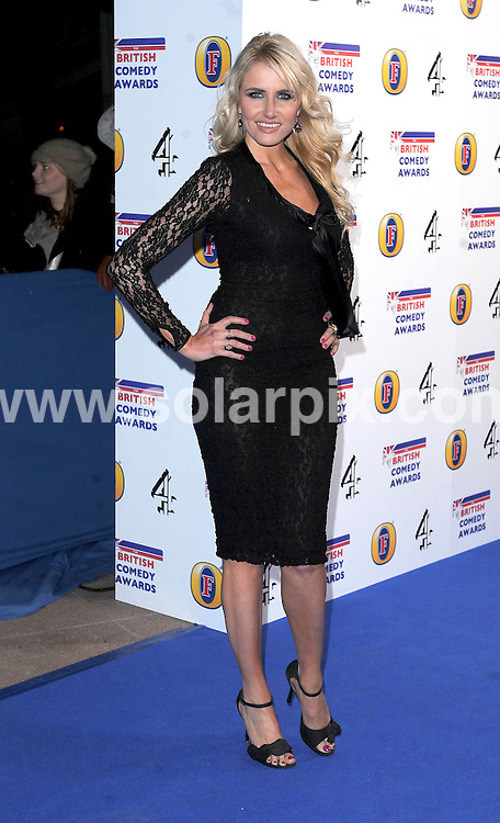 **ALL ROUND PICTURES FROM SOLARPIX.COM**                                             **WORLDWIDE SYNDICATION RIGHTS**                                                                                  Caption: Outside arrivals at the British Comedy Awards 2011. Held at the 02, Greenwich Peninsula, London, UK. Saturday January 22, 2011                                                                              This pic: Nancy Sorrell                                                                JOB REF: 12701 TLP       DATE: 22_01_2011                                                           **MUST CREDIT SOLARPIX.COM OR DOUBLE FEE WILL BE CHARGED**                                                                      **MUST AGREE FEE BEFORE ONLINE USAGE**                               **CALL US ON: +34 952 811 768 or LOW RATE FROM UK 0844 617 7637**
