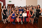Sacred Heart school class of 1987 pictured at their re-union in Brú. Photo:Colin Bell/pressphotos.ie