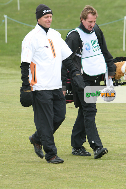 Anders Hansen at the Irish Open in Co.Louth Golf Club,  Baltray...Photo NEWSFILE/Jenny Matthews.(Photo credit should read Jenny Matthews/NEWSFILE)....This Picture has been sent you under the condtions enclosed by:.Newsfile Ltd..The Studio,.Millmount Abbey,.Drogheda,.Co Meath..Ireland..Tel: +353(0)41-9871240.Fax: +353(0)41-9871260.GSM: +353(0)86-2500958.email: pictures@newsfile.ie.www.newsfile.ie.FTP: 193.120.102.198.