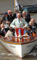 Henley, Great Britain. Regatta Chairman, Mike SWEENEY, after umpiring a race, at the 2007 Henley Royal Regatta,  Henley Reach, England 06/07/2007  [Mandatory credit Peter Spurrier/ Intersport Images] Rowing Courses, Henley Reach, Henley, ENGLAND Stewards, . HRR.
