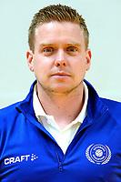 GRONINGEN - Volleybal, selectie Lycurgus 2018-2019, 26-09-2018,  Lycurgus coach Arjan Taaij