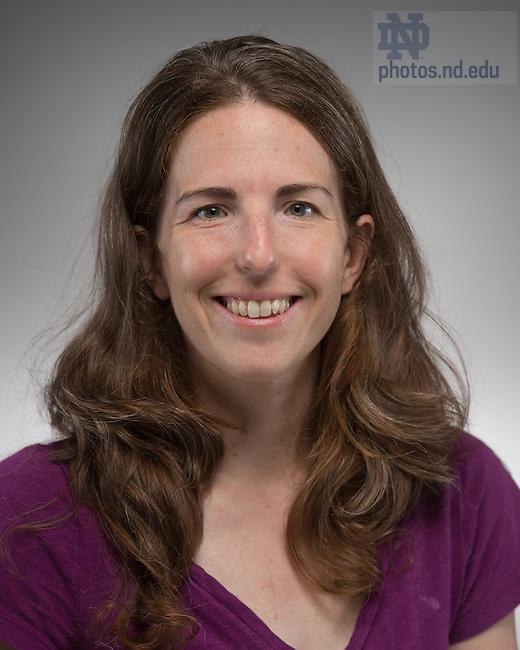 Sep. 4, 2014; Sonja Mapes (Photo by Matt Cashore/University of Notre Dame)