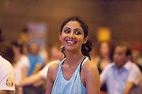 2nd International Yoga Day Celebrations in Madrid Spain celebrated the Yoga Day with the Bollywood actress, Shilpa Shetty