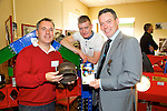 Chris Foley, James Mahony, (Jr) James Mahony at the Kerry ETB  Education, Training and Opportunities fair  at the Brandon Hotel on Thursday