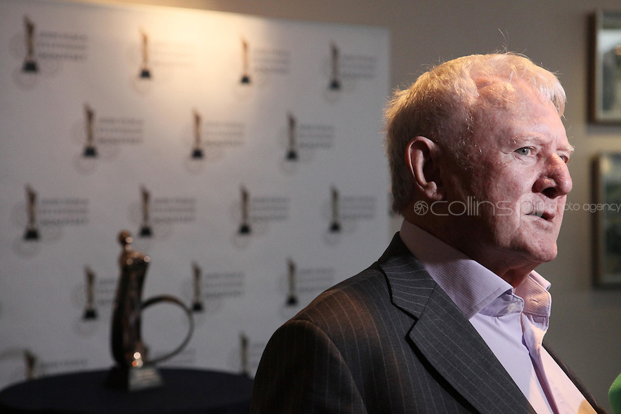 22/9/2010. Cathal O'Shannon - A Life in Television.  Niall Tobin is pictured at the Conrad Hotel Dublin for the IFTA Tribute event Cathal O'Shannon- A life in Television. Picture James Horan/Collins Photos