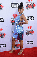 Keke Palmer @ the 2016 iHeart Radio Music awards held @ the Forum.<br /> April 3, 2016