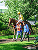 Lookout Sister before The Our Mims Stakes at Delaware Park on 6/8/16