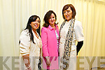Teresa Walker, Sheila O'Mahony and Maria Clifford enjoying the CH Chemist night of beauty and expertise event on Friday