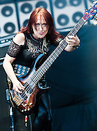 Girlschool at Heavy MTL 2011