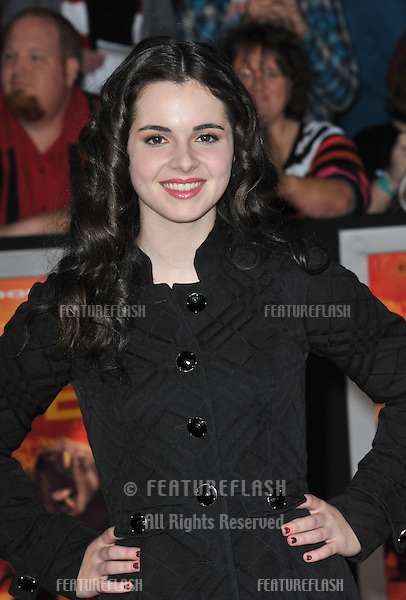 "Vanessa Marano at the world premiere of ""John Carter"" at the Regal Cinemas L.A. Live..February 22, 2012  Los Angeles, CA.Picture: Paul Smith / Featureflash"
