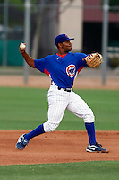 Blair Springfield ---  AZL Cubs - 2009 Arizona League.Photo by:  Bill Mitchell/Four Seam Images