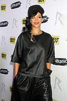 Rihanna promotes 'Unapologetic'