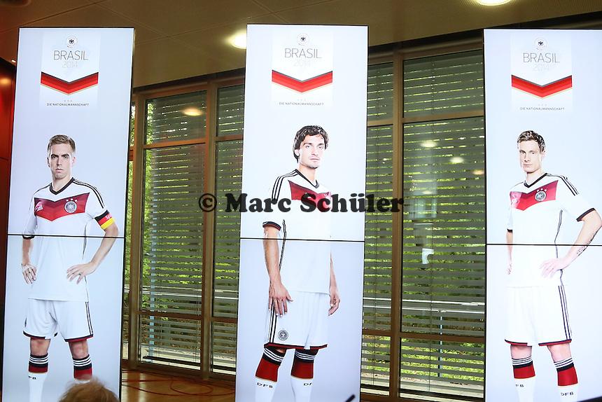 - DFB Kadernominierung für die WM 2014
