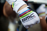 48th Amstel Gold Race 2013..striped gloves