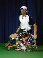 17-11-06,Amsterdam, Tennis, Wheelchair Masters, Martin Legner