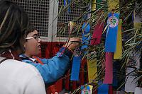 """2012.07.08 - TANABATA MATSURI - FESTIVAL DAS ESTRELA - Populares da Praça da Lliberdade bairro japones de São Paulo comemoram na tarde deste domingo(08), o tradicional Festival das Estrelas """"Tanabata Matsuri"""". (Fotos: Amauri Nehn/Brazil Photo Press)"""