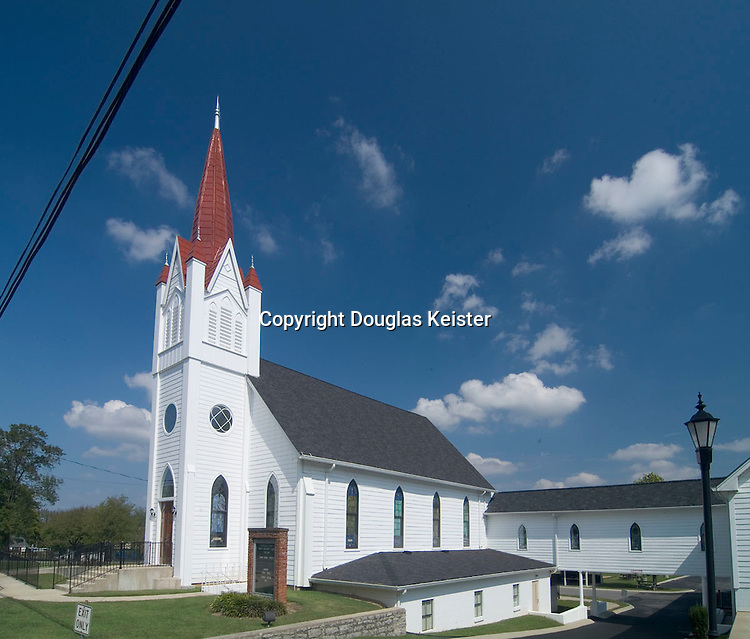 United Methodist Church Nolensville Tennessee