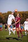 Kalamazoo College Women's Soccer vs Calvin - 10.6.11