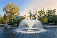 Qualico Centre. Assiniboine Park<br /> Winnipeg<br /> Manitoba<br /> Canada