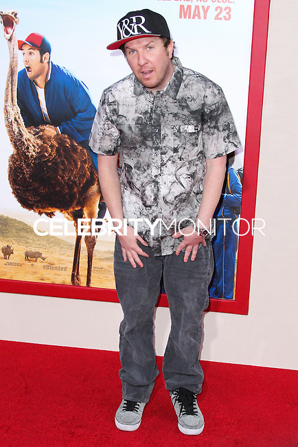 HOLLYWOOD, LOS ANGELES, CA, USA - MAY 21: Nick Swardson at the Los Angeles Premiere Of Warner Bros. Pictures' 'Blended' held at the TCL Chinese Theatre on May 21, 2014 in Hollywood, Los Angeles, California, United States. (Photo by Xavier Collin/Celebrity Monitor)