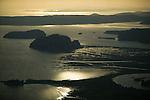 Goat and Ika Islands, Washington