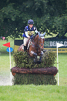 GBR-Jodie Amos (WISE CRACK) INTERIM-3RD: CCI3* CROSS-COUNTRY: 2014 GBR-Equitrek Bramham International Horse Trial (Saturday 7 June) CREDIT: Libby Law COPYRIGHT: LIBBY LAW PHOTOGRAPHY - NZL