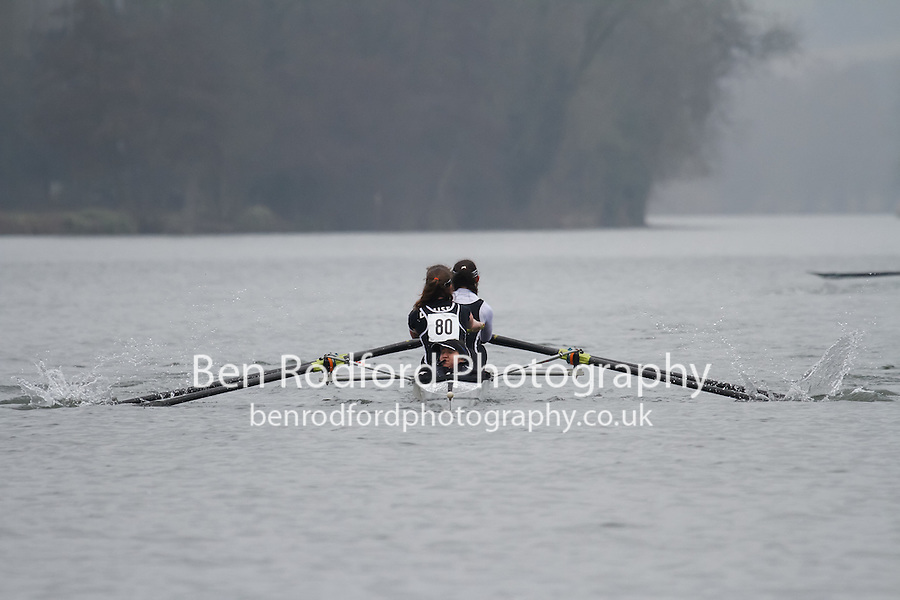 Crew: 80 - St Pauls Girls Sch BC  - W.IM2.4+ <br /> <br /> Henley Fours &amp; Eights Head 2017<br /> <br /> To purchase this photo, or to see pricing information for Prints and Downloads, click the blue 'Add to Cart' button at the top-right of the page.