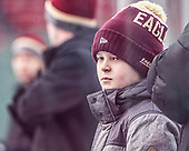 youngest Mattila - The Boston College Eagles practiced at Fenway on Friday, January 6, 2017, in Boston, Massachusetts.