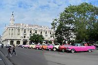 HAVANA, CUBA, 11.09.2016 – HAVANA-COTIDIANO – Vista da Cidade de Havana, Cuba. (Foto: Ricardo Botelho/Brazil Photo Press)