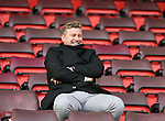 Charlton's Karl Robinson looks on during the League One match at the Valley Stadium, London. Picture date: November 26th, 2016. Pic David Klein/Sportimage