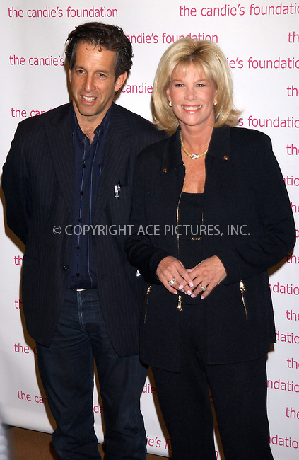 WWW.ACEPIXS.COM . . . . . ....NEW YORK, MAY 3, 2005....Joan Lunden and Kenneth Cole at the Candies Foundation for the Prevention of Teenage Pregnancy held at Gotham Hall.....Please byline: KRISTIN CALLAHAN - ACE PICTURES.. . . . . . ..Ace Pictures, Inc:  ..Craig Ashby (212) 243-8787..e-mail: picturedesk@acepixs.com..web: http://www.acepixs.com