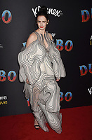 HOLLYWOOD, CA - MARCH 11: Eva Green attends the premiere of Disney's 'Dumbo' at El Capitan Theatre on March 11, 2019 in Los Angeles, California.<br /> CAP/ROT/TM<br /> &copy;TM/ROT/Capital Pictures