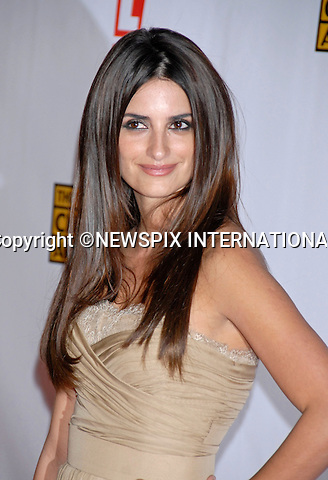 "PENLOPE CRUZ MARRIES JAVIER BARDEM.It has been confirmed that the couple have tied the knot in a private ceremony in the Bahamas last week...PENELOPE CRUZ.Arrives for the 12th Annual Critic's Choice Awards, Santa Monica Civic Auditorium, LA 12/01/2007..©DIAS - NEWSPIX INTERNATIONAL..Mandatory credit photo:NEWSPIX INTERNATIONAL(Failure to credit will incur a surcharge of 100% of reproduction fees)..**ALL FEES PAYABLE TO: ""NEWSPIX INTERNATIONAL""**..Newspix International, 31 Chinnery Hill, Bishop's Stortford, ENGLAND CM23 3PS.Tel:+441279 324672.Fax: +441279656877.Mobile:  07775681153.e-mail: info@newspixinternational.co.uk"