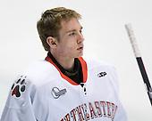 Bryan Mountain (Northeastern - 46) - The Northeastern University Huskies defeated the visiting Providence College Friars 5-0 on Saturday, November 20, 2010, at Matthews Arena in Boston, Massachusetts.